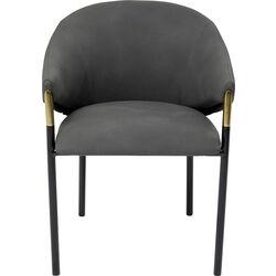 Chair with Armrest Boulevard