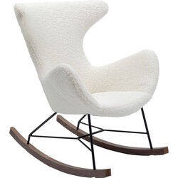 Rocking Chair Balance White