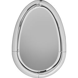 Mirror Bounce Oval 115x80cm