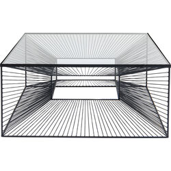 Coffee Table Dimension 80x80cm