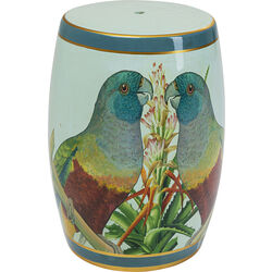 Stool Parrot Couple Ø35