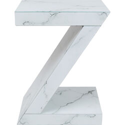 Side Table Luxury Z Marble
