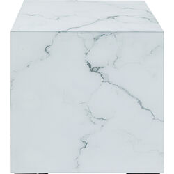Side Table Luxury Marble 45x45cm