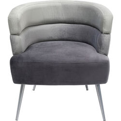 Arm Chair Sandwich Grey
