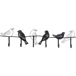 Coat Rack Shadow Birds 85cm