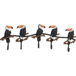 Coat Rack Toucan