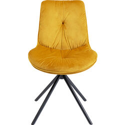 Chair Mila Yellow