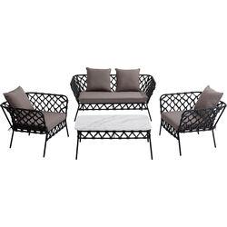 Outdoor Sofa Set Costa Brava (4-Pieces)