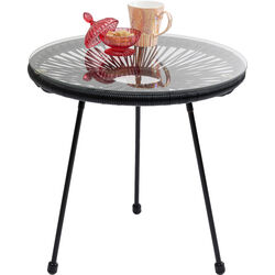 Side Table Acapulco Black