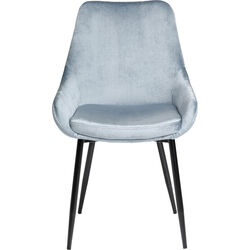 Chair East Side Silvergrey XL