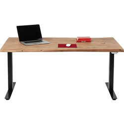 Desk Office Harmony Black 160x80