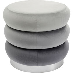 Stool Sandwich Grey