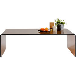 Coffee Table Visible Amber 120x60