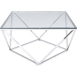 Coffee Table Cristallo 80x80