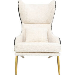 Armchair Million Dollar Club Fabric 1