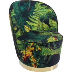 Arm Chair Cherry Leaf