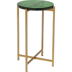 Side Table Lagoon Green Ø29