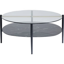 Coffee Table Noblesse Oval 97x91