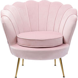 Arm Chair Water Lily Rosa
