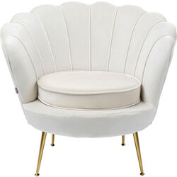 Arm Chair Water Lily Beige