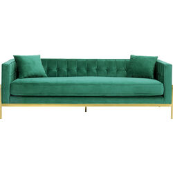 Sofa Loft 3-Seater Green