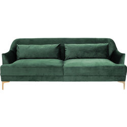 Sofa Proud 3-Seater Green
