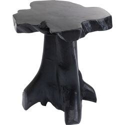 Side Table Tree Big Black