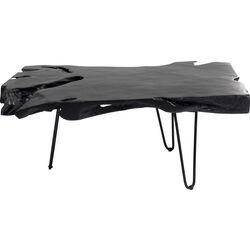 Coffee Table Aspen Black 100x40