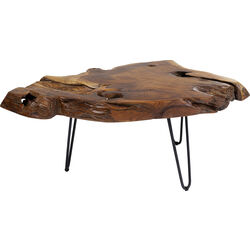 Coffee Table Aspen Nature 100x60