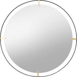Mirror Betsy Frame Metal 90Ø