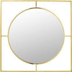 Mirror Stanford Frame Gold Ø90cm