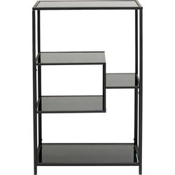 Shelf Loft Black 100x60