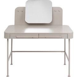 Dressing Table Montieri Cream 125x53cm