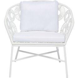 Armchair Ibiza White