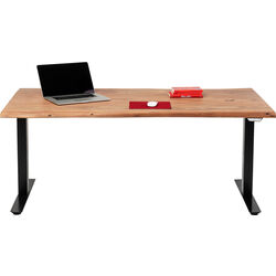 Desk Office Harmony Black 200x100