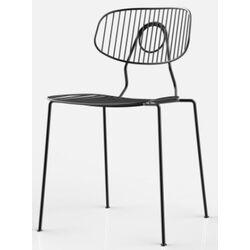 Chair Arezzo Black