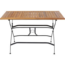 Foldable Table Hampton 120x80