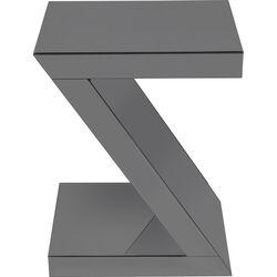 Side Table Luxury Z Grey 45x33cm