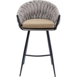 Bar Chair Knot Tweed
