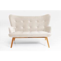 Sofa Vicky 2-Seater Ecru