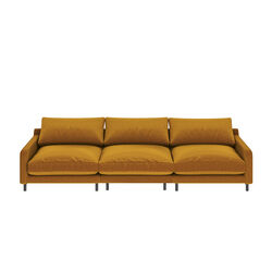Sofa Discovery 3-Seater Amber 322cm