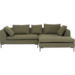Corner Sofa Gianni Dolce Green Right