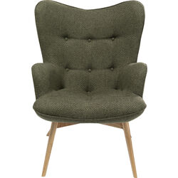 Armchair Vicky Dolce Green