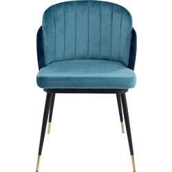Chair Hojas Blue