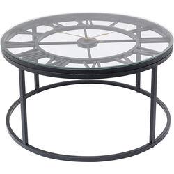 Side Table Roman Black Ø76cm
