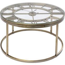 Side Table Roman Brass Ø76cm