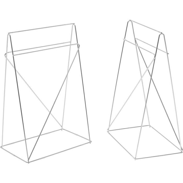 Table Base Polar (pair) 31x49cm - KARE Design