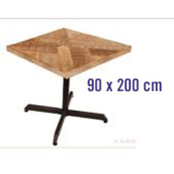 Table  Lyon Pale Mix Range 200x90cm