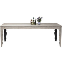 Table Quarter Cut Range 220x90cm